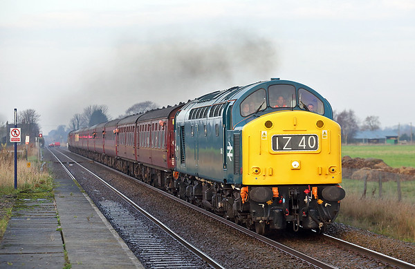 40145 Hoscar 29/11/2014 1Z40 0832 Southport-York