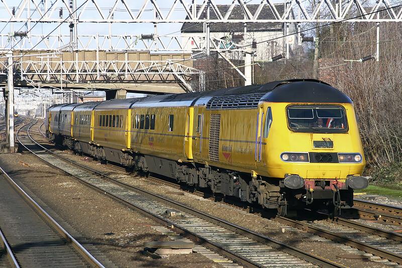 43013 and 43062, Crewe 12/1/2005