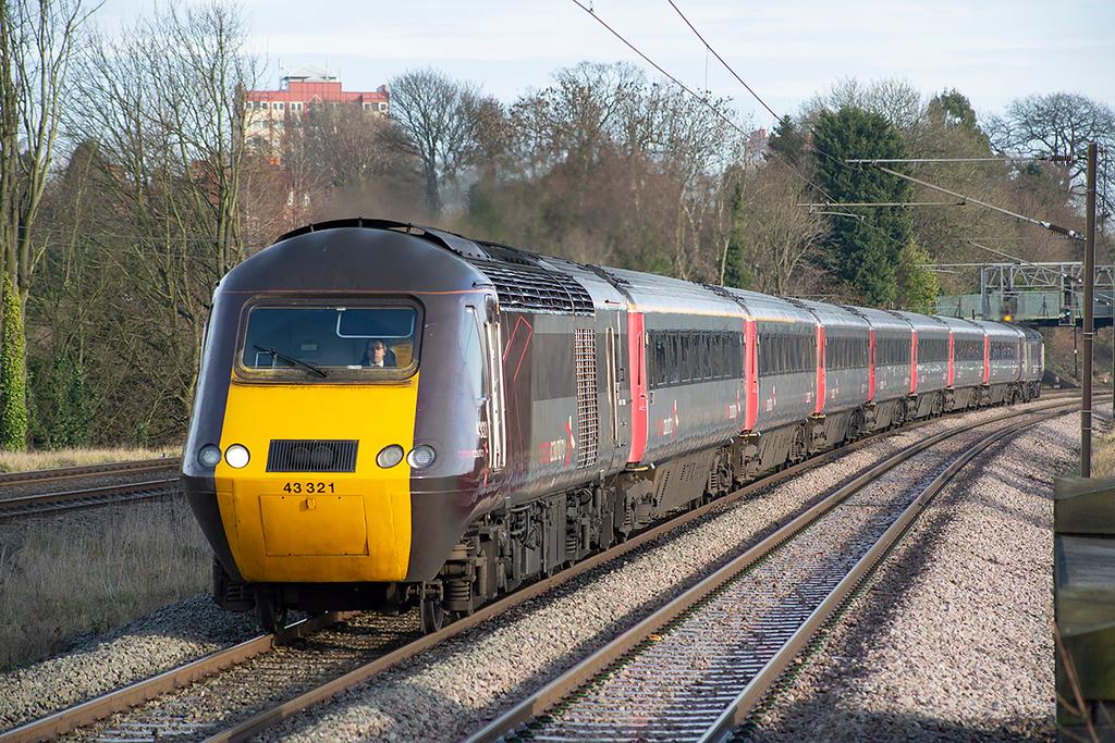 43321 and 43303, Northfield 10/1/2014<br /> 1V50 0606 Edinburgh-Plymouth