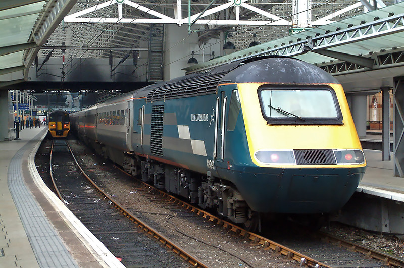 43091 Manchester Piccadilly 30/12/2003