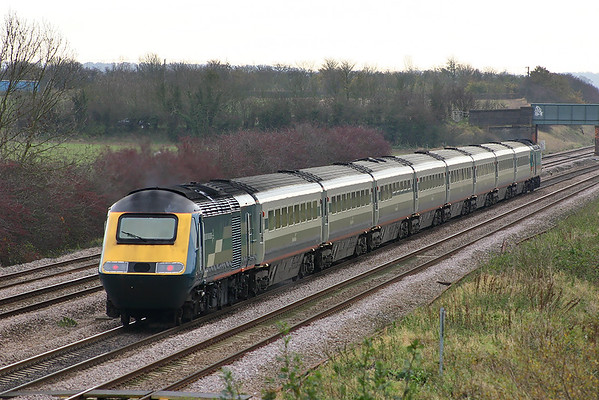 43007 and 43075, Cossington 11/11/2004