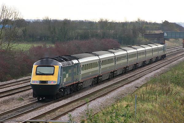 43007 and 43075, Cossington 11/11/2004