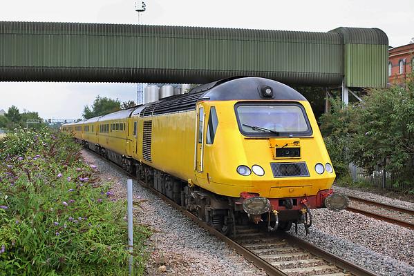43013 Burton-on-Trent 22/8/2013 1Q16 1613 Derby RTC-Old Oak Common