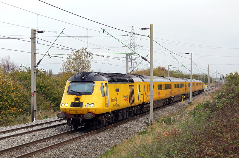 43014 and 43062, Dudley Port 9/11/2017<br /> 1Q24 0638 Derby RTC-Chaddesden<br /> (via Stockport, Northampton, Stoke on Trent)