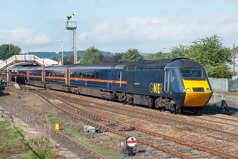 43006 Hexham 23/9/2006<br /> 1F64 0755 Aberdeen-Newcastle