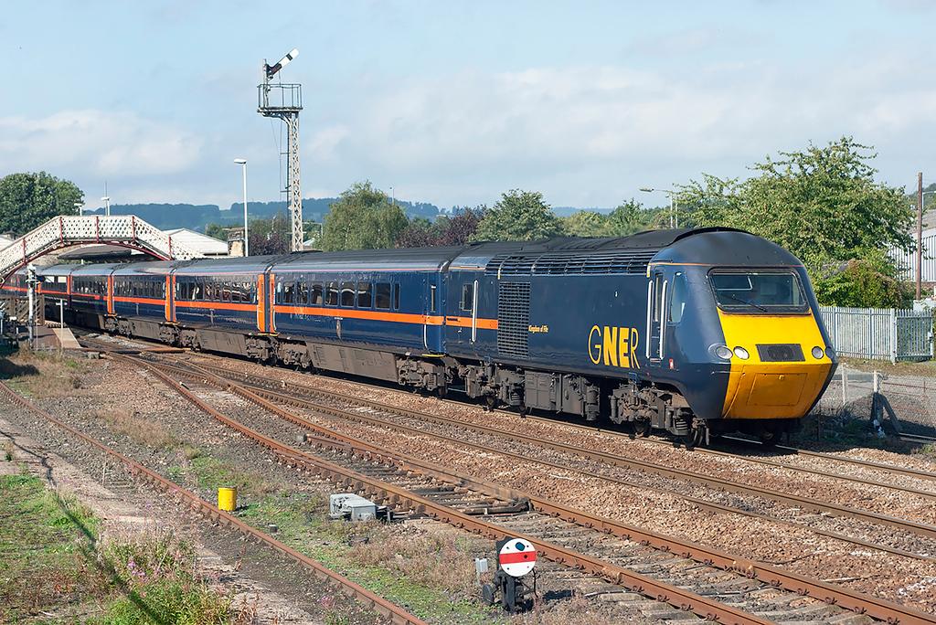 43006 Hexham 23/9/2006<br /> 1F64 0755 Aberdeen-Newcastle