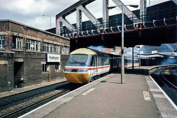 43009 London Paddington 21/5/1991
