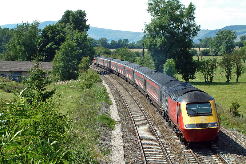 43156 and 43069 Thornhill 15/7/2003