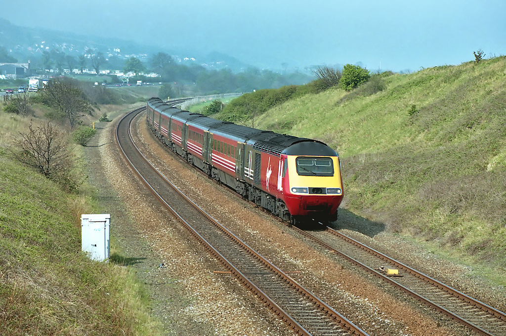 43101 and 43089, Hen Wrych 23/4/2003