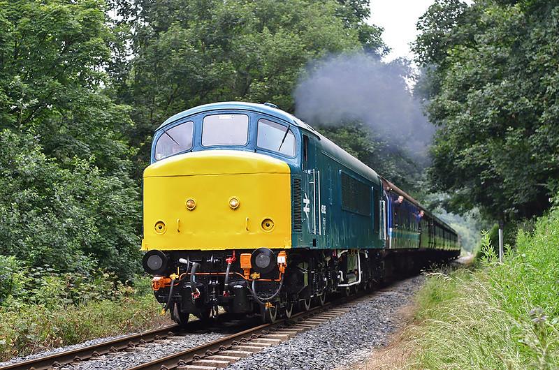 45135 Summerseat 7/7/2005<br /> 1J12 1222 Rawtenstall-Heywood