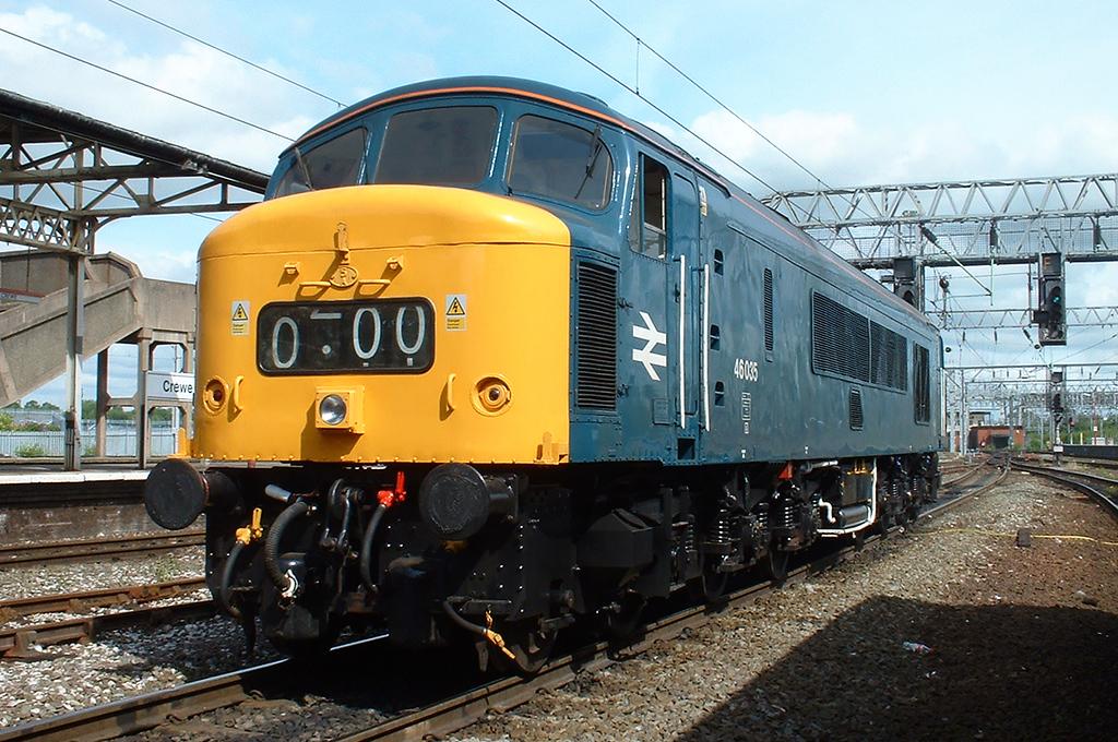 46035 Crewe 9/6/2003