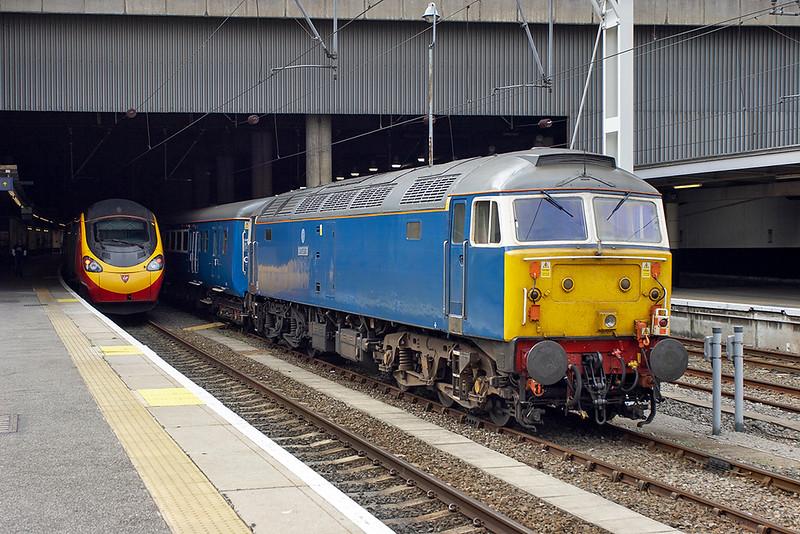 47712 and 390038, London Euston 22/6/2006<br /> 390038: 1S48 1029 London Euston-Glasgow Central
