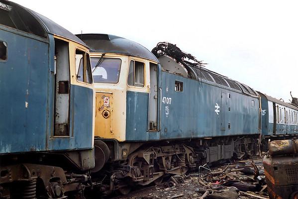 47017 Rotherham 29/2/1992