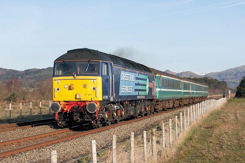 47810 Green Road 2/2/2012<br /> 5T21 1015 Barrow in Furness-Sellafield