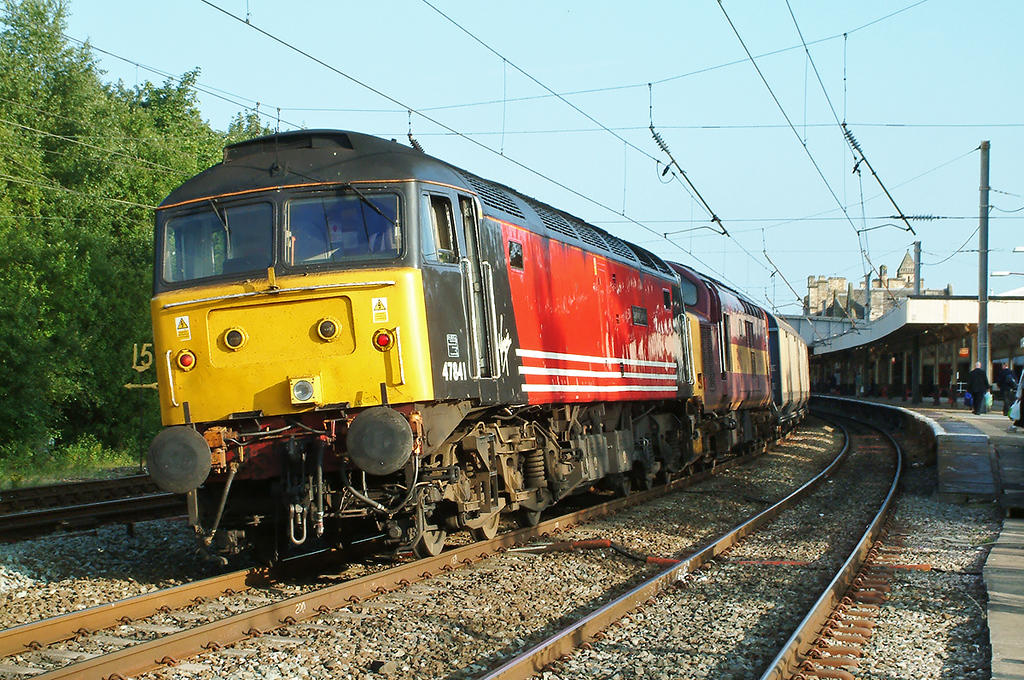 47841 and 37669, Lancaster 9/7/2003