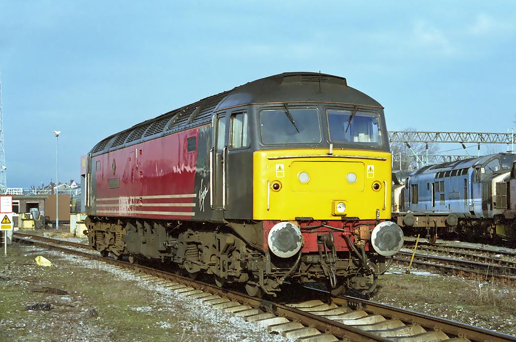 47812 Crewe 8/1/2003