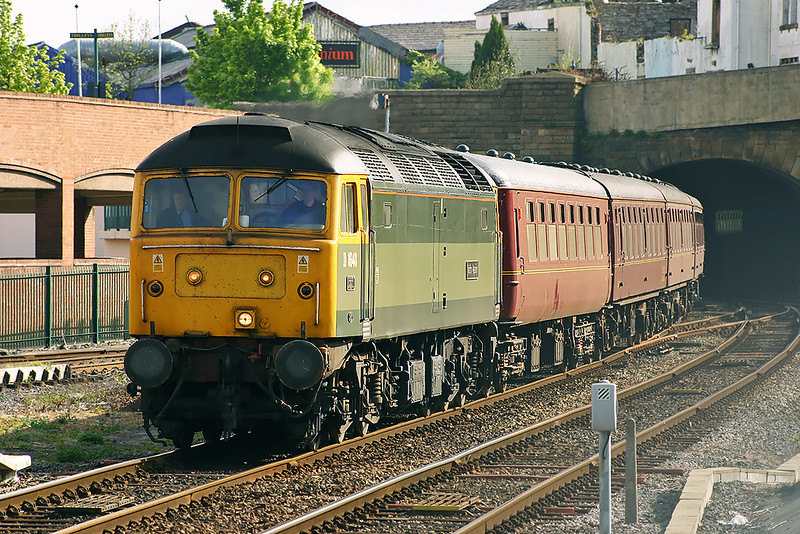 47851 Blackburn 21/5/2005<br /> 5Z60 0423 Carnforth-Blackburn