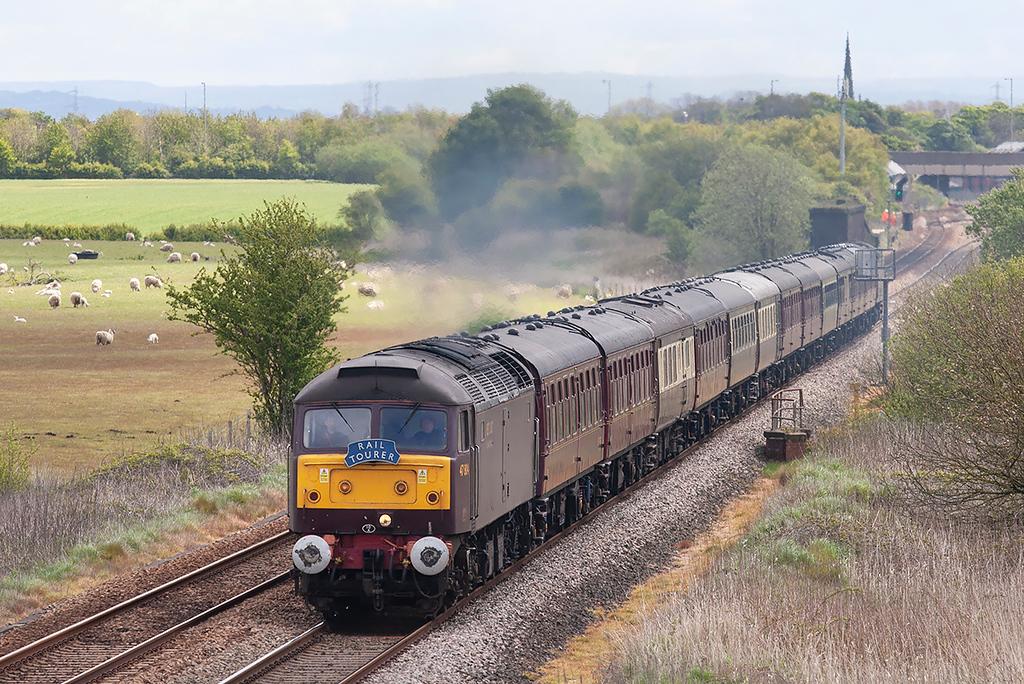 47804 Kirkham Tip 16/5/2012<br /> 1Z74 0625 Skegness-Blackpool North