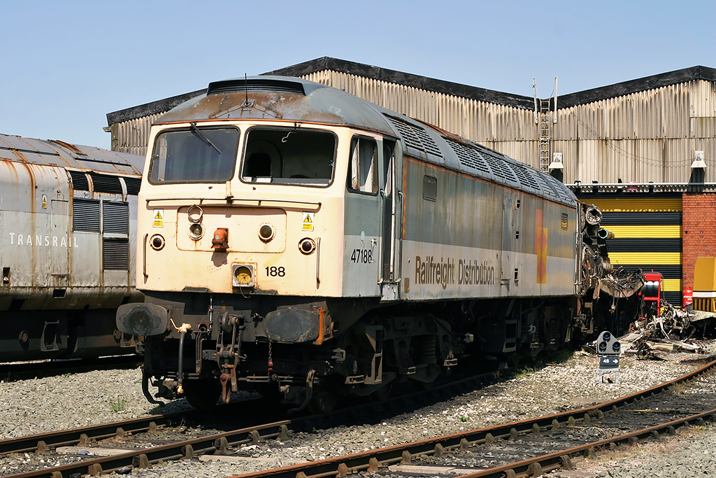 47188 Crewe 14/5/2005