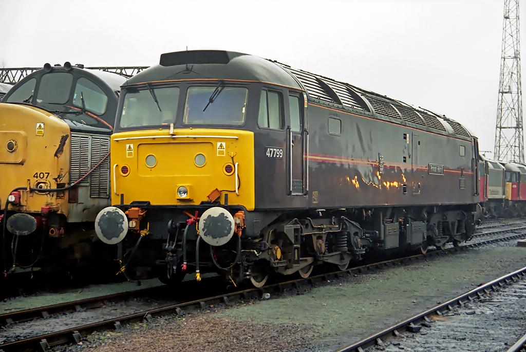 47799 Crewe 26/1/2003