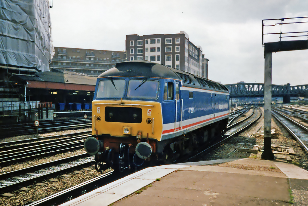 47581 London Paddington 21/5/1991