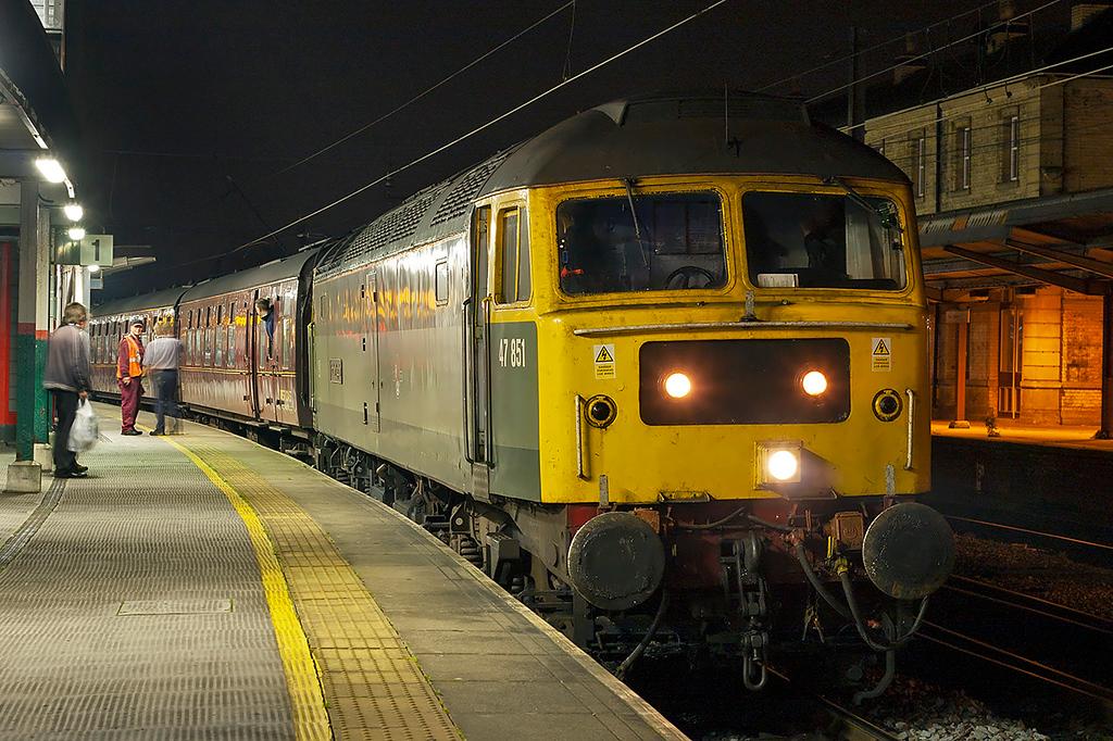 47851 Preston 20/10/2007<br /> 1Z86 1600 Buxton-Blackpool North