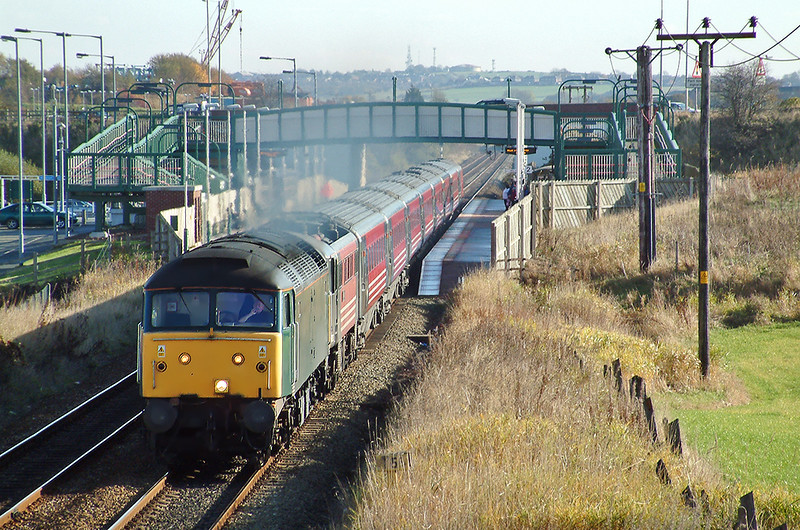 47830 and 87013, Horwich Parkway 1/11/2003
