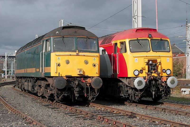 47811 and 57303, Carlisle 4/10/2007