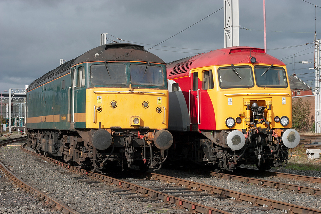47811 and 57303, Carlisle 4/10/2007