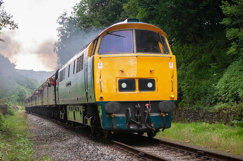 D1023 Summerseat 5/7/2008<br /> 2J72 1246 Rawtenstall-Heywood