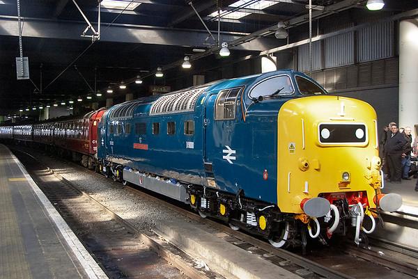 55022 London Euston 4/3/2011 1Z25 Preston-London Euston