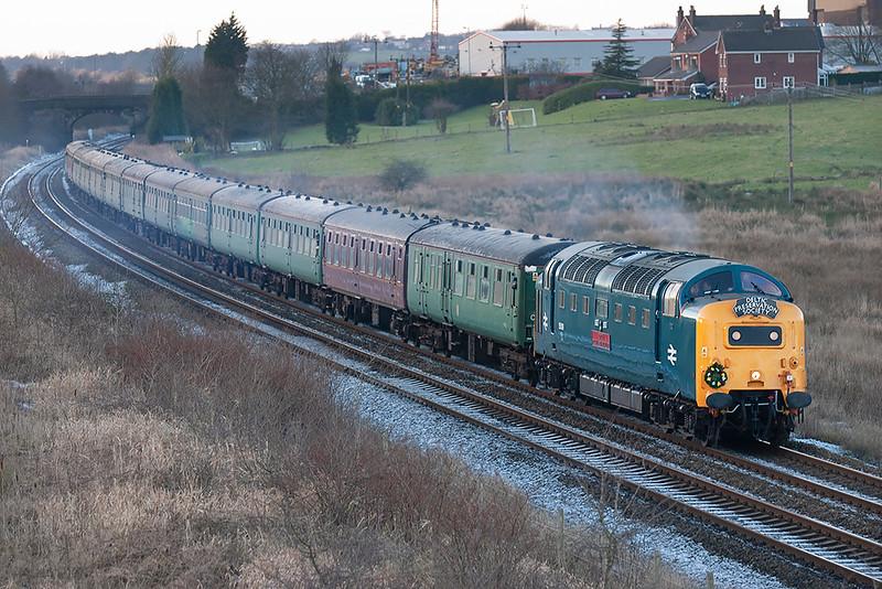 55019 Lostock Hall Fold 28/12/2005<br /> 1Z45 0922 Derby-Derby