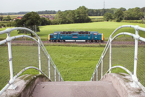 55022 Brock 11/7/2013 0Z55 0830 Heywood-Glasgow Works