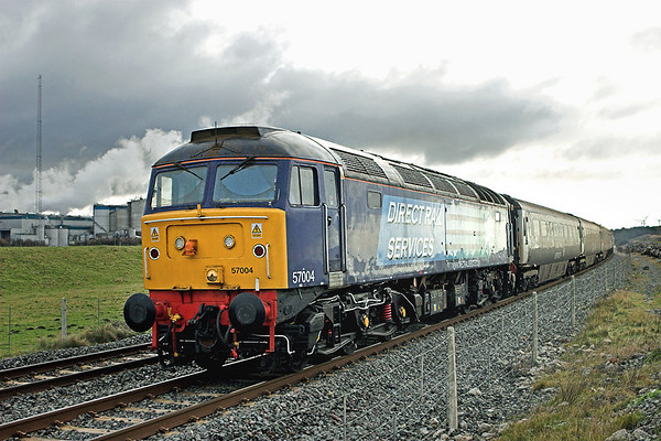 57004 Siddick 17/12/2009 2T28 1220 Workington-Maryport