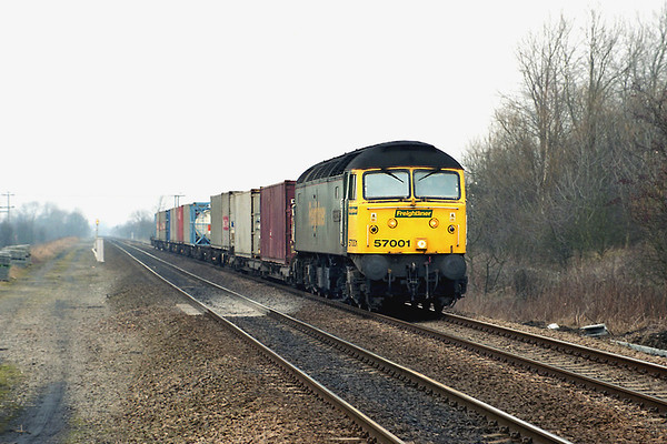 57001 Sherburn-in-Elmet 20/2/2003