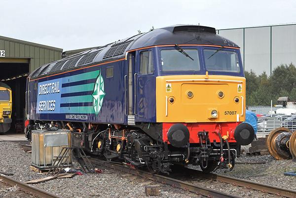 57007 Crewe 15/10/2007