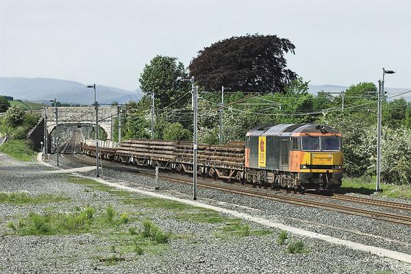60007 Elmsfield 7/6/2006 6K05 1328 Carlisle Yard-Basford Hall