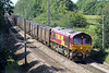 66204 Charnock Richard 23/6/2014<br /> 6Z76 1240 Newbiggin-Warrington Arpley
