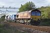 66006 and 66053, Benfleet 4/10/2006<br /> 1Z74 Stratford-Shoeburyness