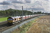 66099 Winwick Junction 20/10/2005<br /> 4P59 1051 Warrington WOJ-Liverpool Bulk Terminal