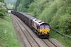 66102 Ramsgreave 19/5/2014<br /> 6Z76 1150 Newbiggin-Warrington Arpley