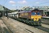 66002 Crewe 14/5/2005<br /> 6Z50 1047 Penmaenmawr-Acton Yard