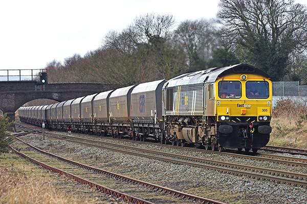 66305 Cosford 9/3/2010 4D30 1220 Ironbridge PS-Chaddesden