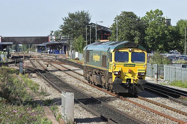 66502 Oxford 8/9/2006 0Z40 1430 Lawley Street FLT-Southampton MT