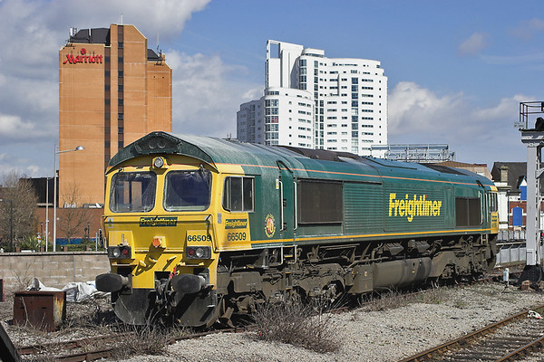 66509 Cardiff Central 14/4/2006