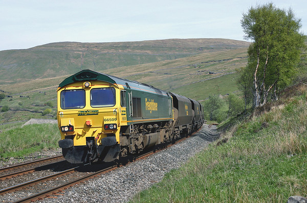 66509 Denthead 12/5/2005 6E36 0608 Hunterston-Eggborough PS
