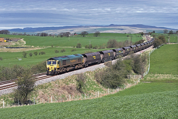 66508 Middle Breaks 6/4/2011 6M11 0438 Killoch-Fiddlers Ferry PS