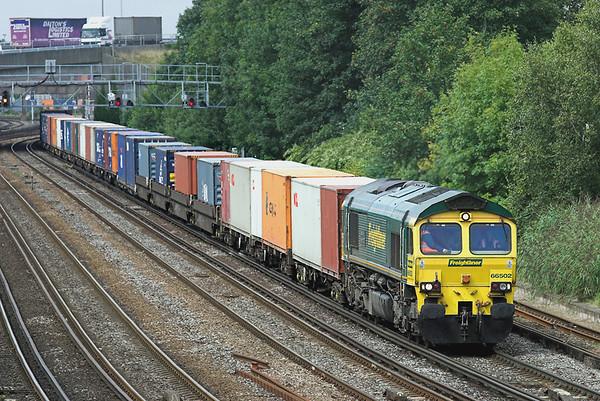66502 Southampton 20/8/2008 4M61 1300 Southampton MT-Trafford Park FLT