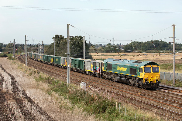 66601 Winwick Junction 15/9/2020 6H51 1104 Hardendale-Tunstead