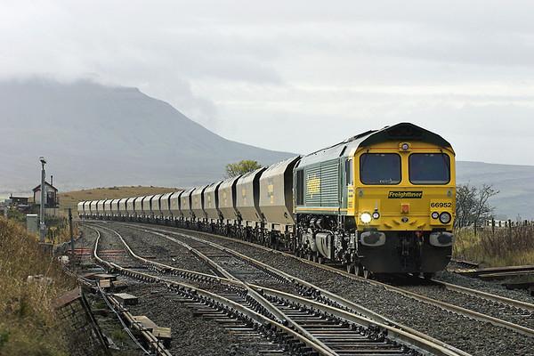 66952 Blea Moor 26/10/2005 4S11 0900 Leeds FLT-Hunterston